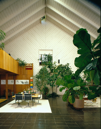 »The Barn« Home and studio of  A. Quincy Jones